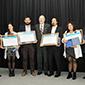 """EXPOMIN premió a ganadores del 6° Concurso de """"Periodismo Minero"""""""