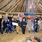 Instalan paneles solares en ruca mapuche vía financiamiento  FPA