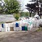 Realizan primera recolección de envases vacíos de fitosanitarios en Angol