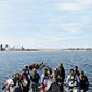 Colocan boya oceanográfica en bahía de Mejillones