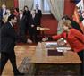Presidenta Bachelet nombra nuevo ministro de Energía al economista Andrés Rebolledo