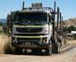 Camiones forestales incorporan sistema de riego para mitigar polvo en caminos