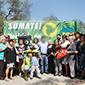 Inauguran punto limpio móvil en población Corvallis de Antofagasta