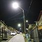 En Villa Alemana inauguran más de 7.500 luminarias eficientes