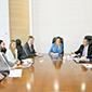 Con charla sobre transparencia y probidad Ministra Cubillos inició su gestión