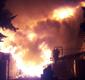Incendio químico registrado en Puerto Chacabuco se encuentra controlado