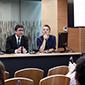 Ministro Pablo Badenier entrega los resultados de Encuesta Nacional de Cambio Climático