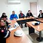 Comité de Emergencia de polo industrial Quintero-Puchuncaví sesiona en Ventanas