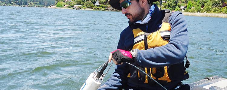 Más de 20 entidades firman acuerdo para proteger la cuenca del lago Vichuquén