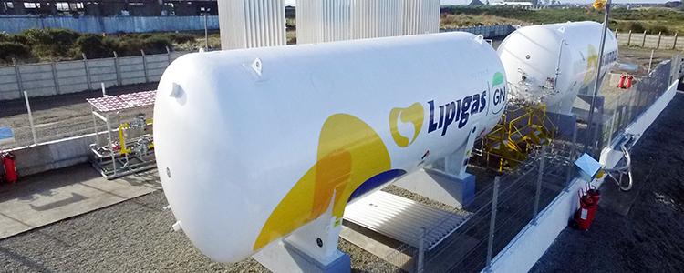 Lipigas inaugura red de gas natural y planta de regasificación en Puerto Montt