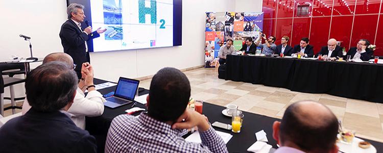 GIZ y CORFO constituyen mesa de trabajo para el desarrollo de proyectos basados en hidrógeno