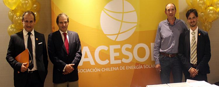ACESOL celebra 10 años impulsando la energía solar en Chile