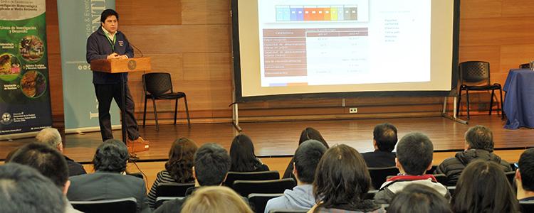 Expertos participaron en Jornada Universitaria sobre Gestión de Residuos en La Araucanía