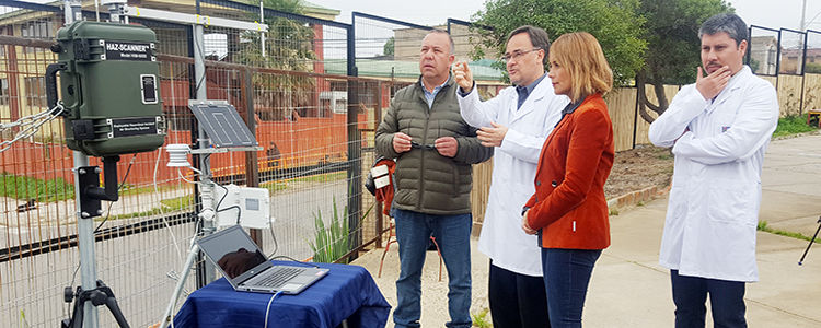 En marcha monitoreo para identificar origen de malos olores en Quintero