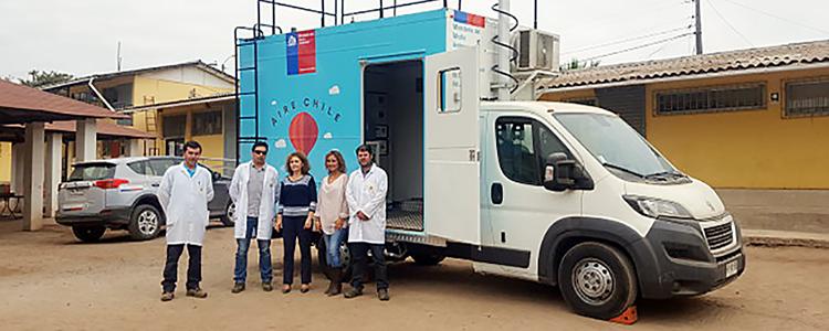 MMA realizará mediciones de calidad del aire en escuela Sargento Aldea de Puchuncaví