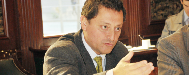 Jorge Troncoso renunció a la dirección del SEA