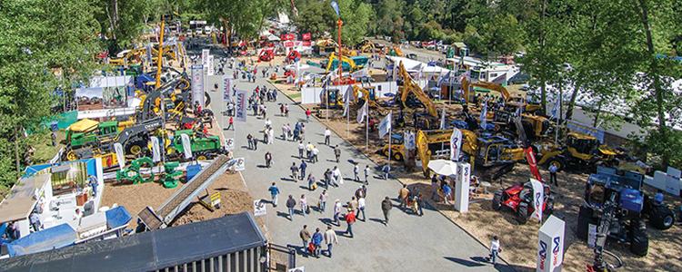 EXPOCORMA 2017 reúne a proveedores de 11 países con tecnologías para el sector forestal