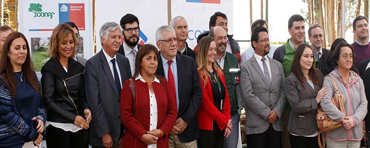 24 entidades públicas y privadas firman acuerdo para la protección de la cuenca El Yali