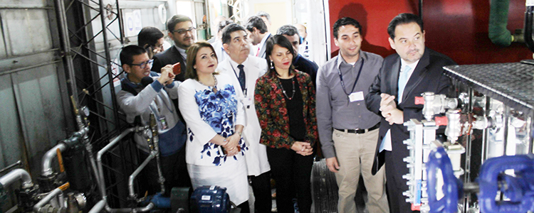 Mediante eficiencia energética hospital Carlos Van Buren elimina consumo de petróleo