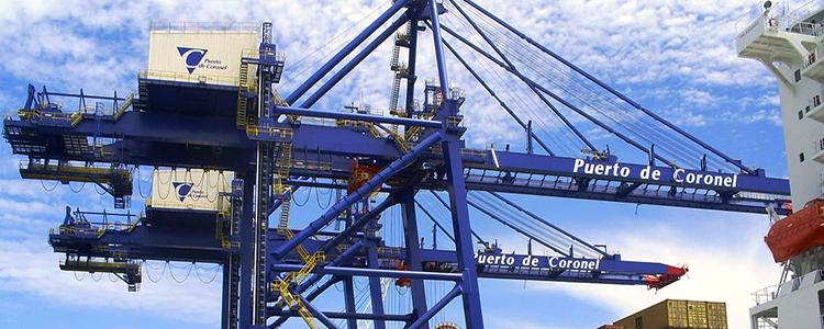 78% de avance muestra APL en puertos del Biobío