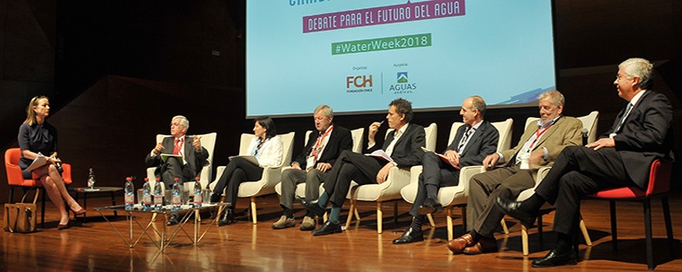 Partió Water Week Latinoamérica