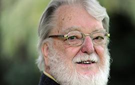 Falleció ecologista Manfred Max Neef