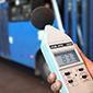 Presentan la primera red de monitoreo de ruido ambiental de Chile