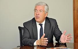 Guillermo Pickering renuncia a la presidencia de Aguas Andinas