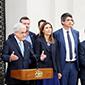 Presidente Piñera y Ministra Schmidt presentan Comité Asesor Presidencial COP25