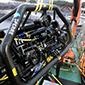 Industria acuícola utiliza robot de alto rendimiento para limpieza de redes