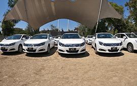 Ministerio de Energía lanza programa para recambio de taxis básicos a eléctricos
