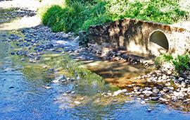 Municipio de Lanco enfrenta cargos por deficiencias en planta de aguas servidas