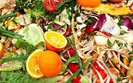 Proponen meta para los residuos orgánicos: reciclar el 66% al año 2040