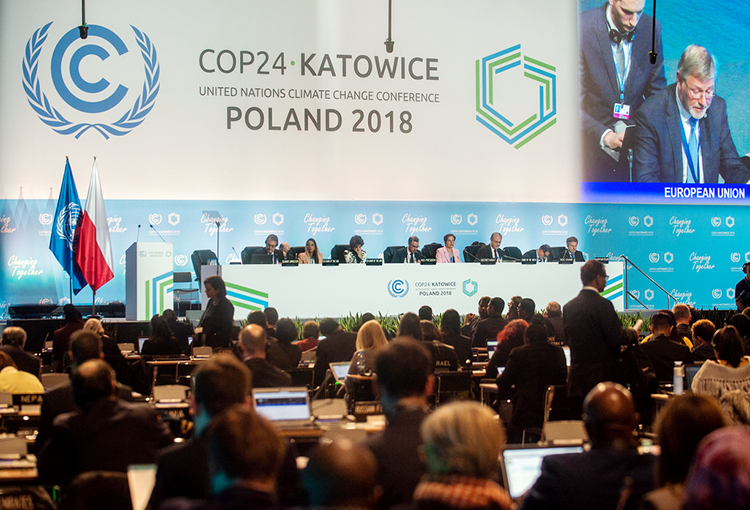 Chile será sede de la COP25, la próxima Cumbre Mundial sobre Cambio Climático