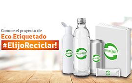 Eco-etiqueta informará a consumidores sobre la reciclabilidad de envases y embalajes