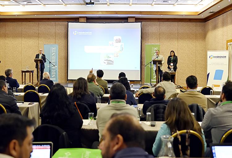 Seminario mostró cómo sumarse a Economía Circular y mejorar la gestión de residuos industriales