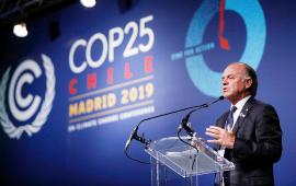 Ministros de Agricultura presentes en la COP25 anuncian plataforma de acción climática
