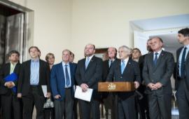 Presidente Piñera anuncia conformación de la Mesa Nacional de Agua