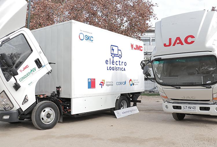 Proyecto público privado fomentará la electromovilidad en el transporte de carga urbana