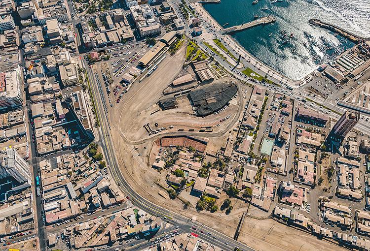 Recuperación de Suelos Urbanos