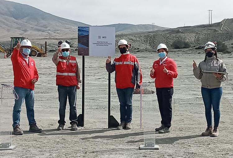 Construirán primera planta fotovoltaica sobre un tranque de relave cerrado