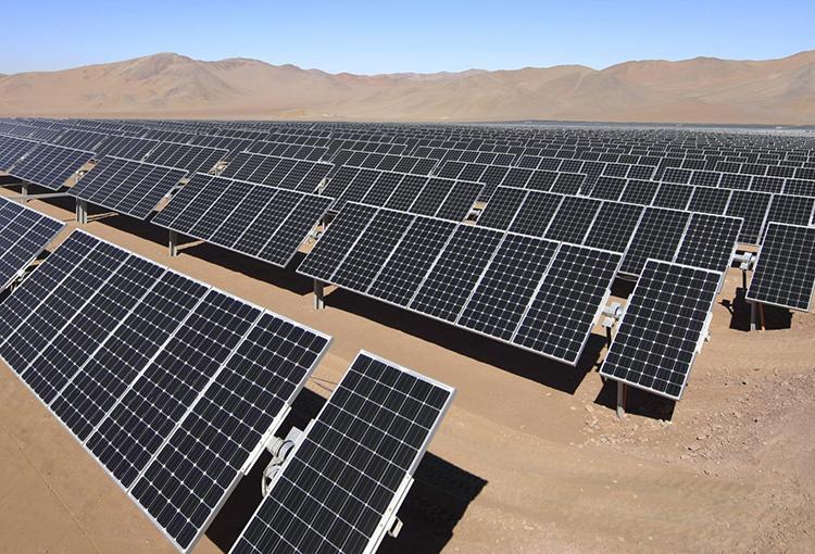 Récord: casi un tercio de la generación eléctrica en septiembre fue a partir de ERNC