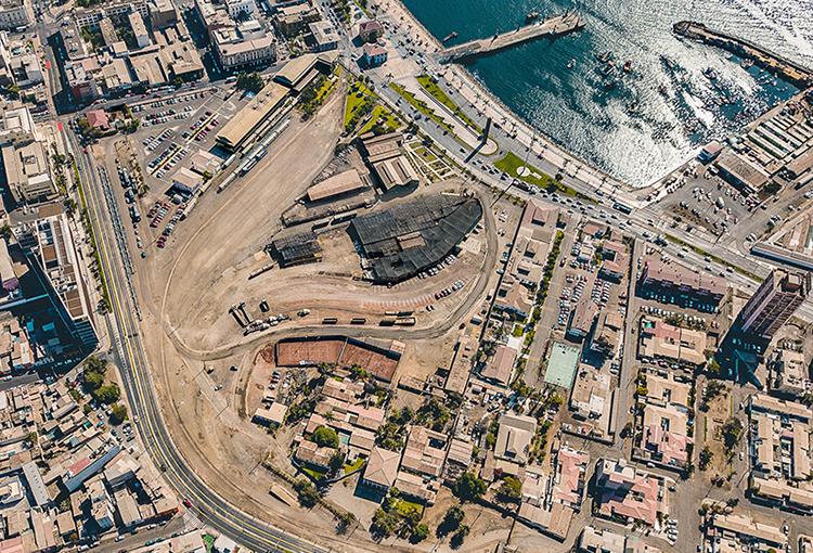 Reconversión Urbana