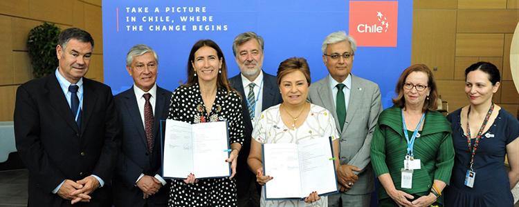 Ministra Carolina Schmidt entregó detalles de los preparativos para la COP25