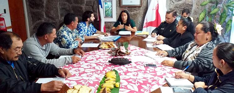 Se inició proceso de formulación del Plan de Manejo de AMCPMU Rapa Nui