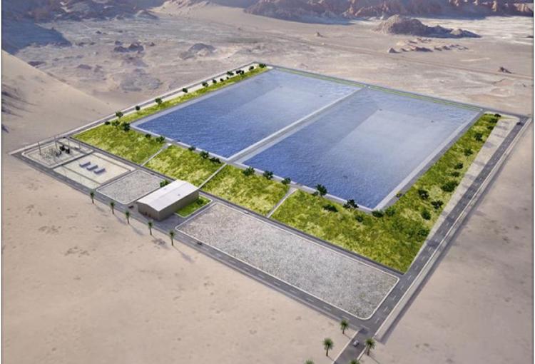 Avanza proyecto que llevaría agua desalada industrial a múltiples usuarios en Atacama