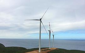 Capacidad instalada de generación eléctrica con ERNC en Chile superó el 25%
