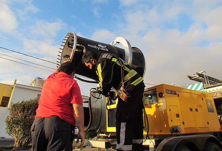 Avanza APL en Barrio Industrial Pedro Aguirre Cerda de Antofagasta