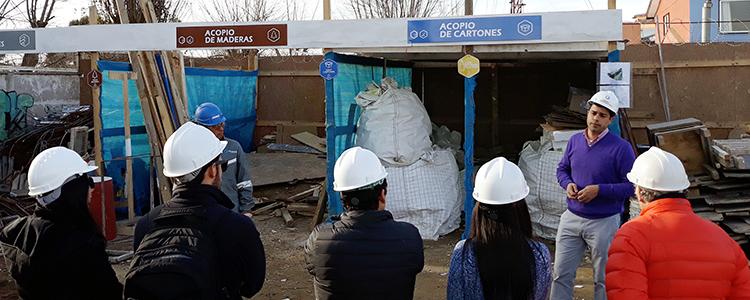 Construye2025 estrena sitio para gestión de residuos de construcción y demolición