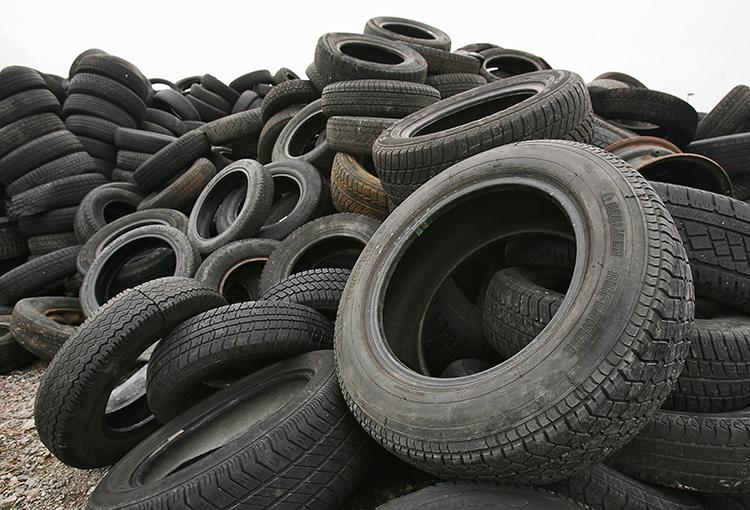 A partir de hoy rigen las metas de recolección y valorización para neumáticos